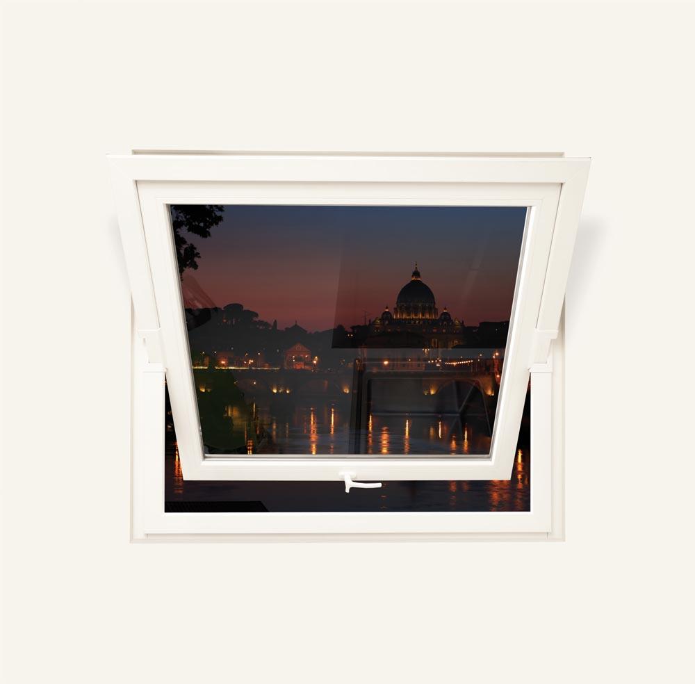 Mille porte tende tipologie infissi - Porta balcone pvc prezzi ...